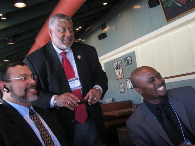 NASAP members smiling